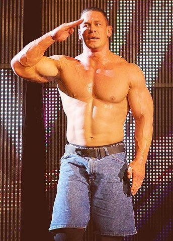 john cena full body hot picture