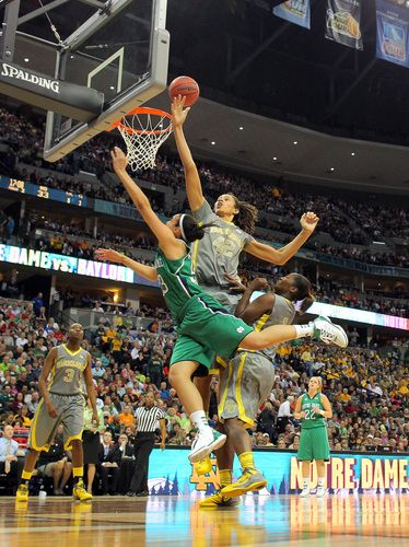 Undefeated Baylor Lady Bears win NCAA Title