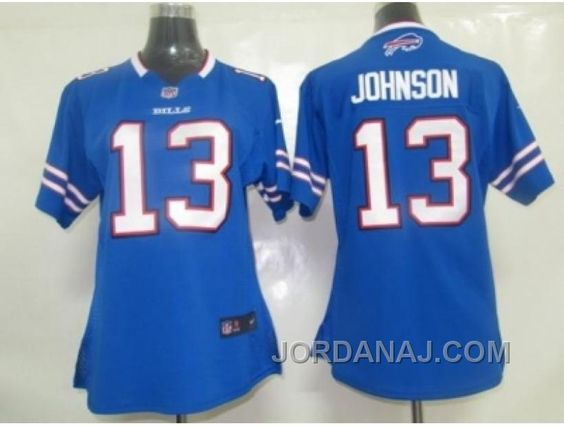 now buy nike women nfl jerseys buffalo bills johnson blue save up from outlet store at