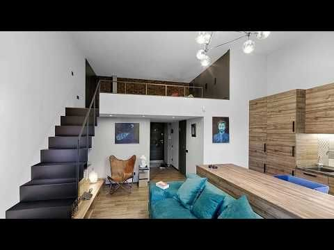 70 Mezzanine Design Ideas Youtube Small Loft Apartments Loft Apartment Designs Small Apartment Bedrooms
