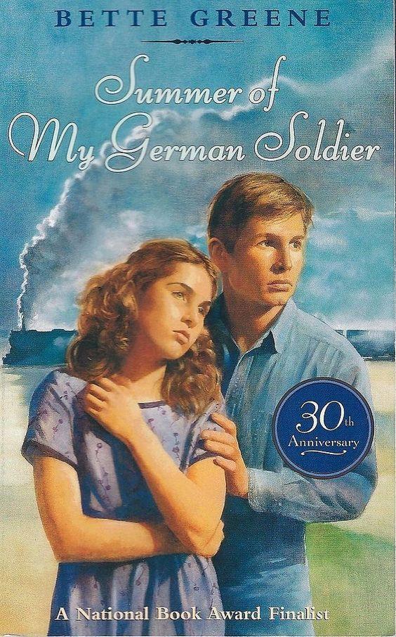 Books about Heartbreak: Summer of My German Soldier by Bette Greene