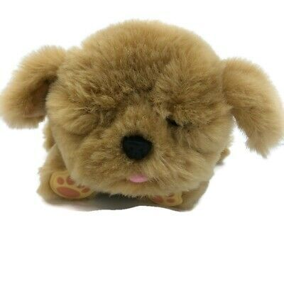 Little Live Pets Snuggles My Dream Puppy Interactive Plush Cuddle Toy Ebay Little Live Pets Snuggles Puppies