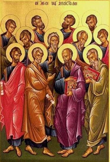 les 12 apôtres | PIERRE ou SIMON PIERRE - fêté le 29 juin