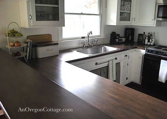 Menards Countertop Options : Butcher block countertops, Oregon and Butcher blocks on Pinterest