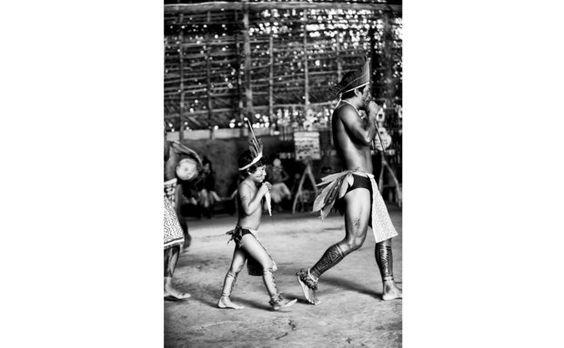 Desana indians - Negro River, Amazonas