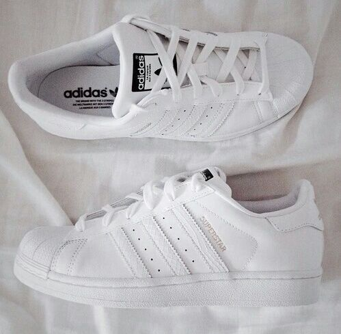 adidas Originals SUPERSTAR FOUNDATION Trainers white