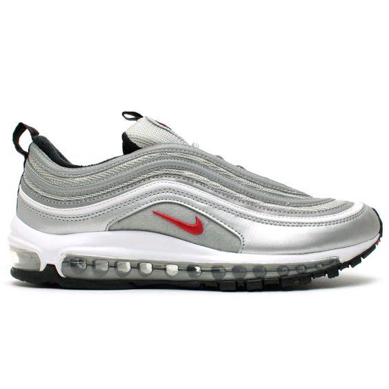 Nike Air Max 97 Silver Bullet Uk