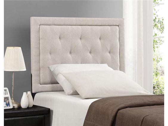 Hillsdale Furniture 1299-370 Becker Headboard - Twin