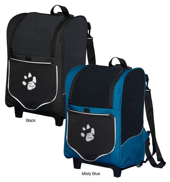 <li>'I-GO2 Sport' pet accessory features a telescoping handle </li><li>Versatile, portable pet house is crafted of 600 denier nylon </li><li>Five-in-one pet carrier can be used as a backpack, tote, shoulder carrier, pull-behind carrier or car seat </li>