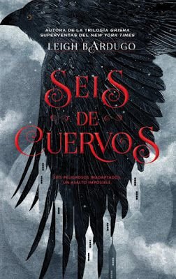 OFF TOPIC : LIBRO - Seis de Cuervos Leigh Bardugo (Hidra - 29 agosto 2016) NOVELA FANTASIA JUVENIL | Grisha Edición papel & digital ebook kindle Comprar en Amazon España: