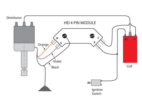 gm hei distributor and coil wiring diagram - Yahoo Search Results |  Automotive mechanic, Automotive electrical, AutomotivePinterest