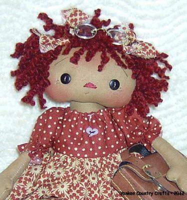 Love her dolls