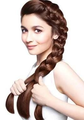 25 Indian Hairstyles For Round Face 15 Braids For Long Hair Indian Hairstyles Long Hair Wedding Styles