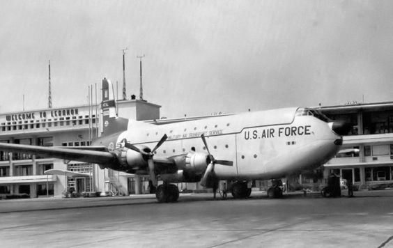 Image result for C-124 Globemaster II