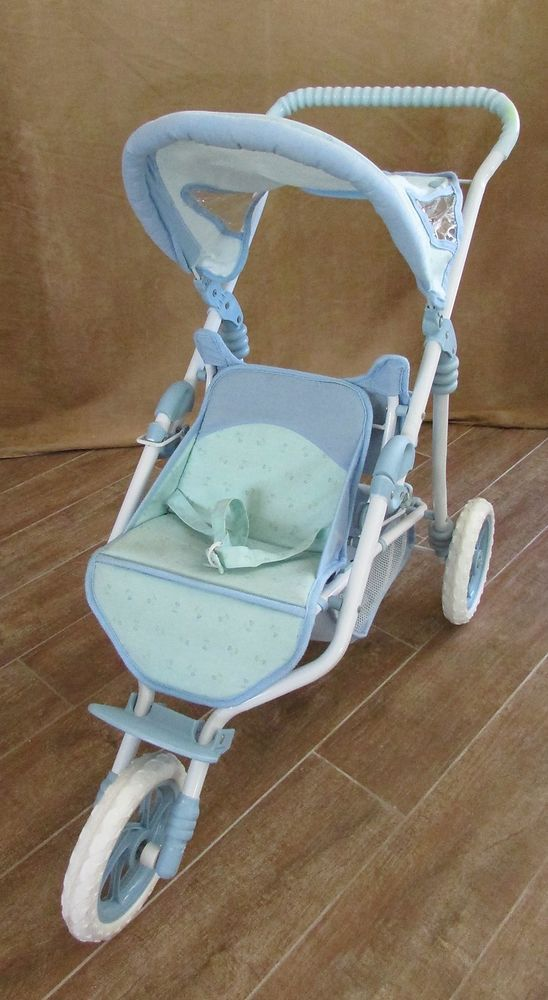American Girl - New! Bitty Twins Double Stroller - $75 (Westfield ...
