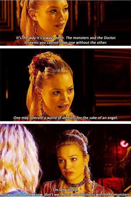 I adore this episode. Reinette is awesome.: