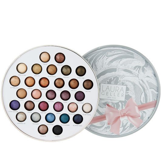 Laura Geller 31 Days of Holiday Baked Color Intense Shadow Palette for Holiday 2015