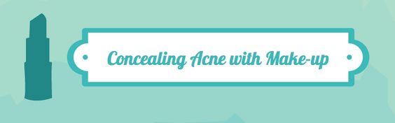While you wait for your skin to clear, try these techniques to help minimize the appearance of your breakouts.