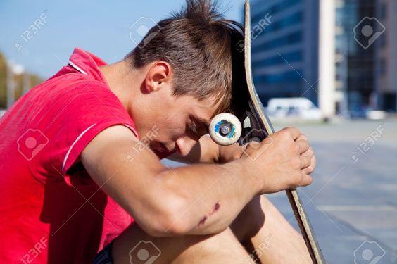 skateboarder sad - Google Search