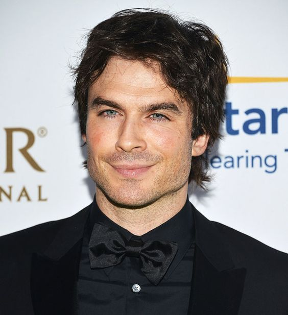 Ian Somerhalder joins Conservation International's Nature Is Speaking campaign! Get info on the cause and hear him dish about girlfriend Nikki Reed.
