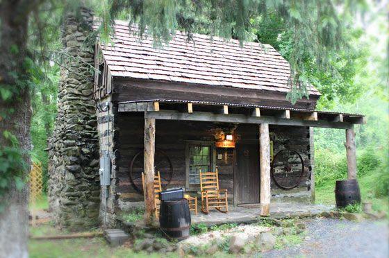 Lydia Mountain Lodge Log Cabins Down South Pinterest