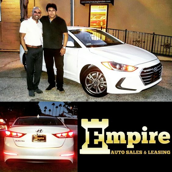 Congratulations Zareh on your  Brand new Hyundai Elantra . Enjoy your new ride and welcome to the Empire Auto Family brother!.  #empireauto #new #car #lease #purchase #finance #newcarlease #newcarfinance #refinance #leasingcompany #customerservice #glenoaksblvd #autobroker #autobrokers #brokerdeals #specialdeals #freeoilchange #freemaintenance #wholsaler #autobrokerdeals #2017hyundaielantra