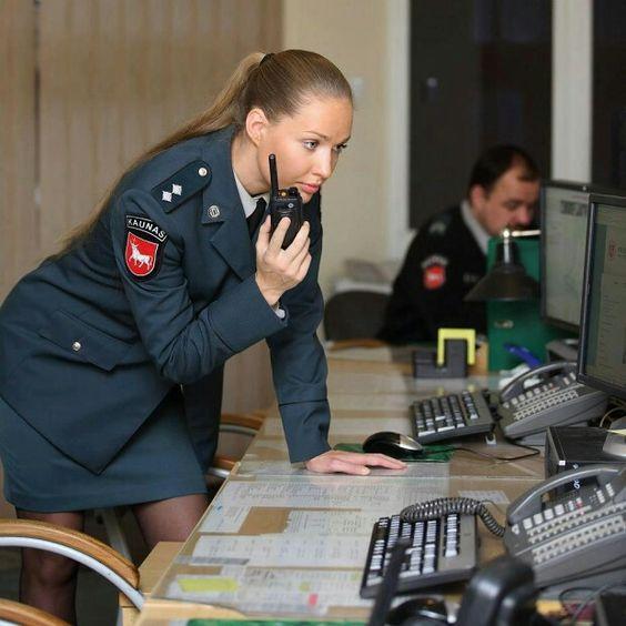 Kaunas police