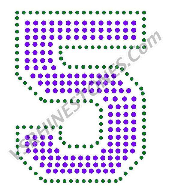 5 - Number