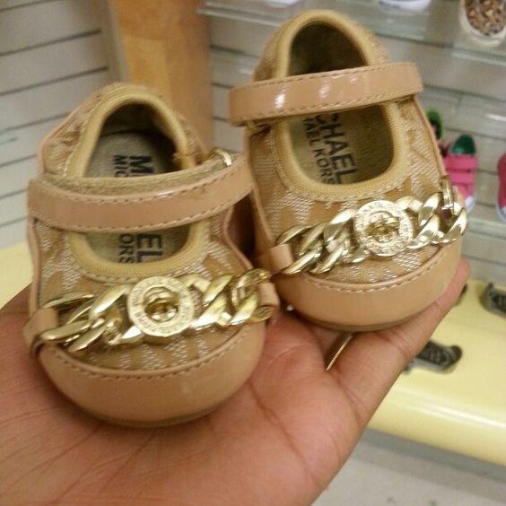 Michael Kors Baby Shoes Aughhhhh Ashton