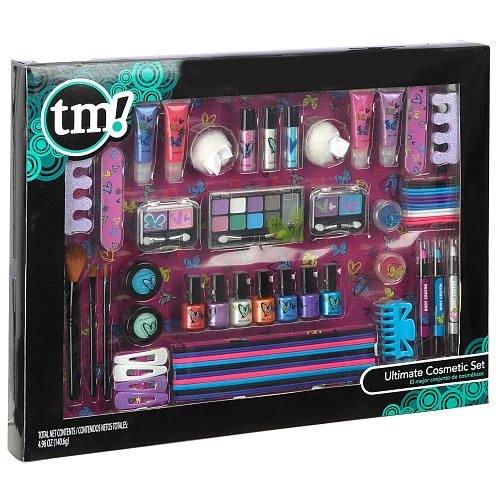 Toys For Girls Age 16 : Tm ultimate cosmetic set edgy toys r us and girls