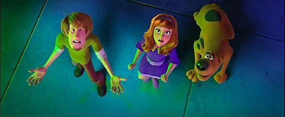 Scoob 2020 Scooby Doo Cartoon Scooby