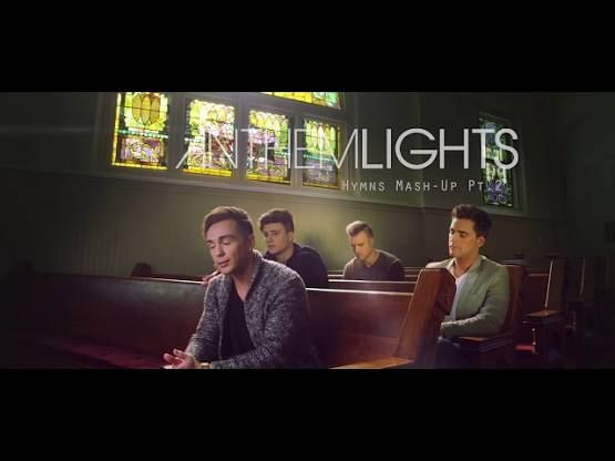 Anthem Lights Hymns Medley Amazing Grace Be Thou My Vision