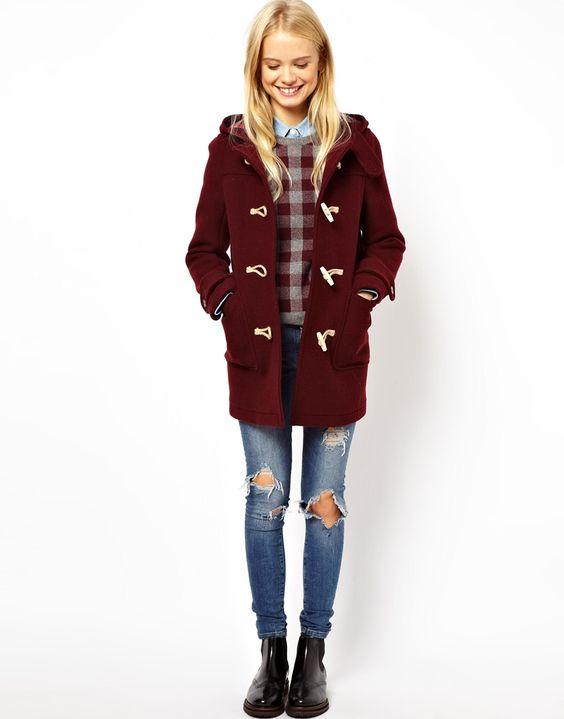 Need a duffle coat