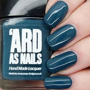 PRE-ORDER 'Ard As Nails- Creme- Abigail