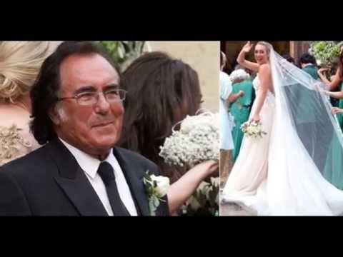 Ave Maria Di Al Bano E Romina Al Matrimonio Di Cristel Youtube