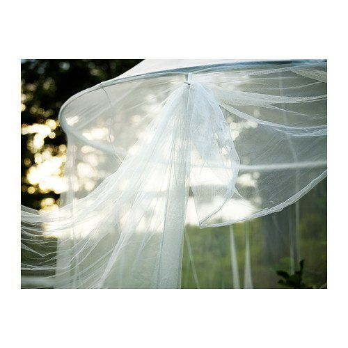 Pin for Later: Wedding Decor Ideas You'd Never Guess Came From Ikea Solig Net Set up a selfie station with a few props and this romantic net ($25) as a backdrop.