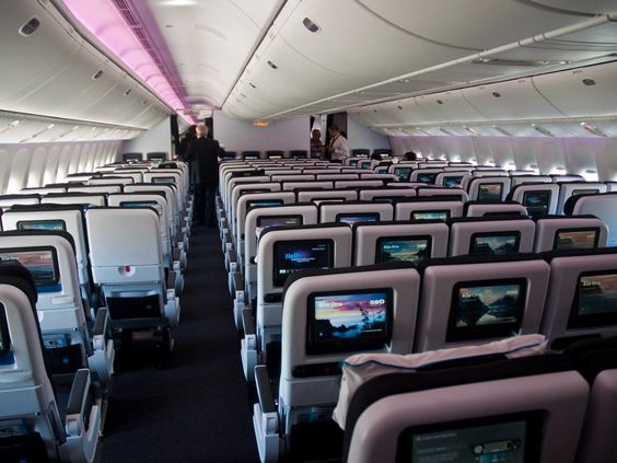 Boeing is going to update its popular 777-300ER wide-body airliners with even smaller bathrooms. You read that right. Smaller. Bathrooms.