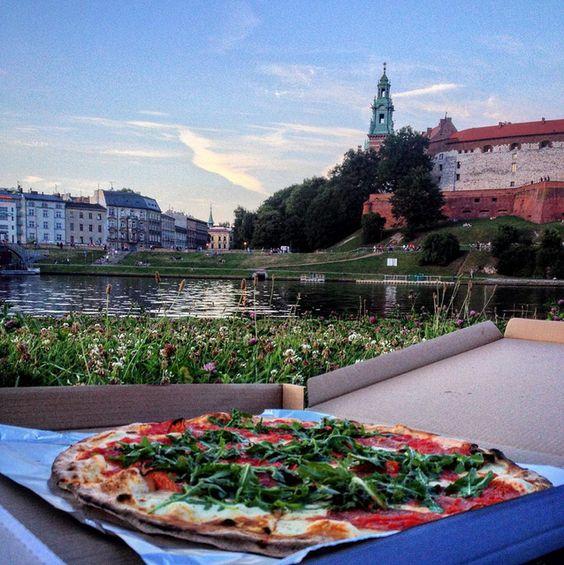 Najpiękniejsze ogródki restauracyjne w Krakowie | dania kontra ania | opinie o restauracjach w Krakowie | nowe restauracje | podróże kulinarne