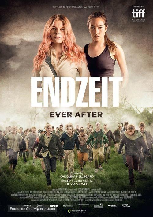 Endzeit 2019 German Movie Poster In 2020 With Images German