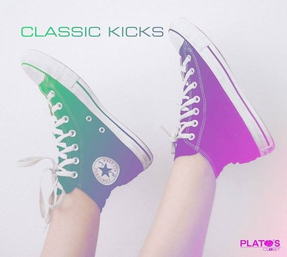 Can't find that perfect pair? Plato's Closet has lots of hard to find classic shoes for less. http://ift.tt/2fbgxwH - http://ift.tt/1HQJd81