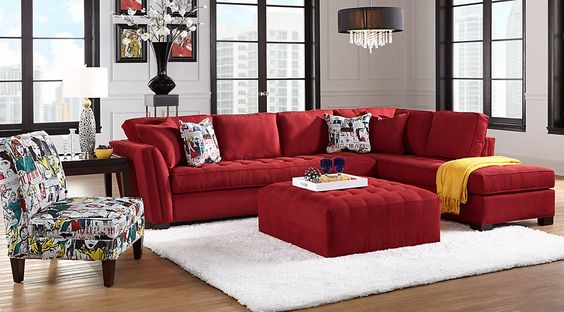 1 Sectional Living Room Sets Rooms To Go Furniture Home