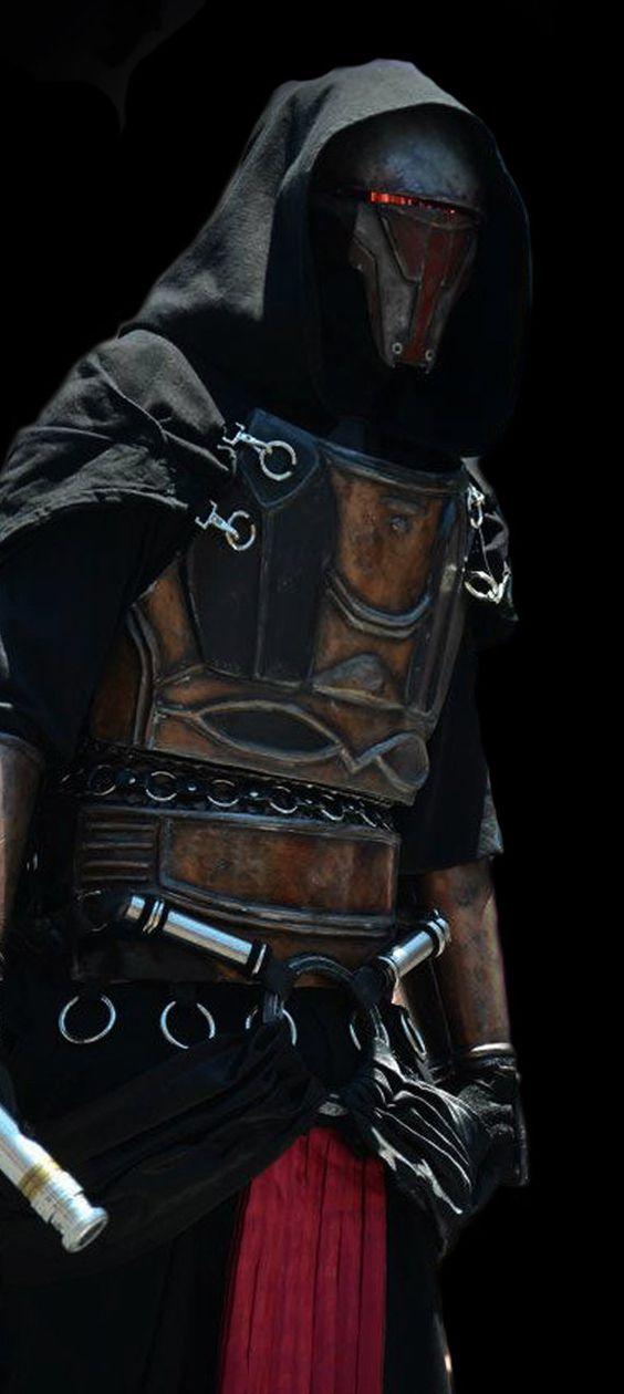 Hey, I found this really awesome Etsy listing at https://www.etsy.com/listing/226716812/darth-revan-armor-set-star-wars-helmet