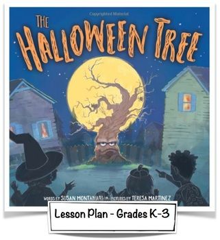 Pin On Halloween Lesson Plan