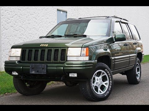 1997 Jeep Grand Cherokee Orvis Edition 4 0l I6 4wd Jeep Grand Cherokee Jeep Zj Jeep Grand