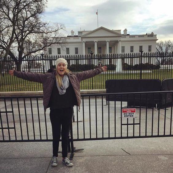 DC takes DC  by demicool3 #WhiteHouse #USA
