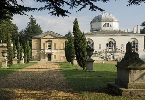 @Valerie Geurts @Alex Thio Picture of chiswick house - #london this #weekend