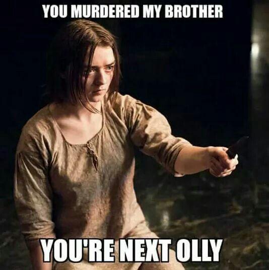 Yip Olly is a twat