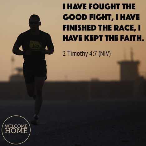 2 Timothy 4:7 #christianquotes #scripture #inspirational #quotes