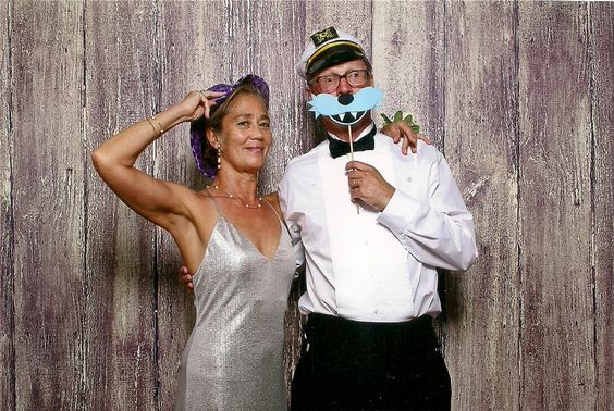 Aye, aye, Captain Mindy! At the boy's wedding.