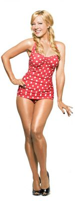 Vintage Inspired Swimsuit 50's Style Pin Up Red With White Polka Dot Bathing Suit